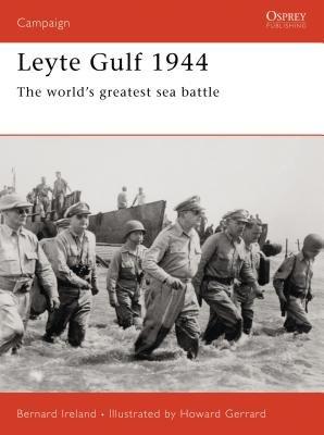 Leyte Gulf 1944 by Bernard Ireland