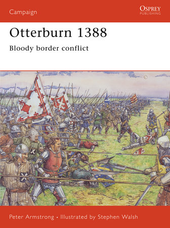 Otterburn 1388 by Peter Armstrong