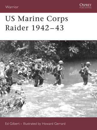 US Marine Corps Raider 1942-43 by