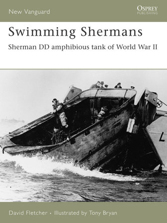 Swimming Shermans by David Fletcher