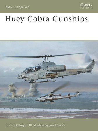 HueyCobra Gunships by