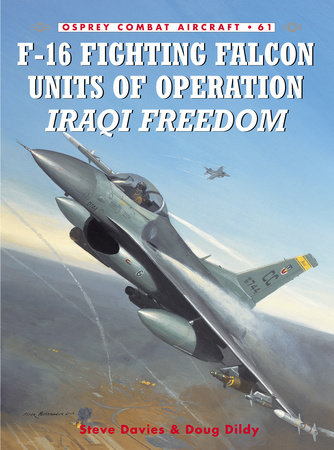 F-16 Fighting Falcon Units of Operation Iraqi Freedom by