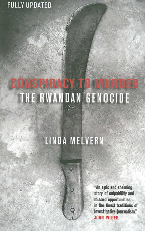 Conspiracy to Murder by Linda Melvern