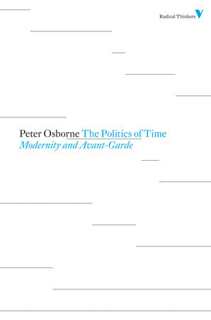 The Politics of Time by Peter Osborne