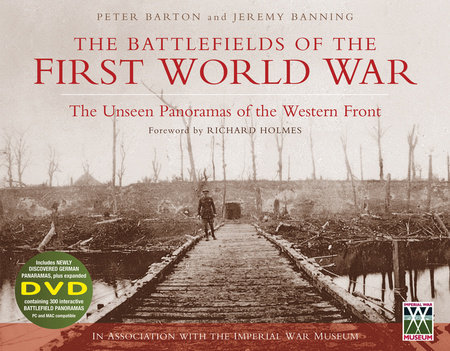 The Battlefields of the First World War (Revised) by Peter Barton and Peter Doyle