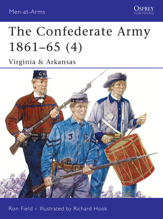 The Confederate Army 1861-65 (4) by