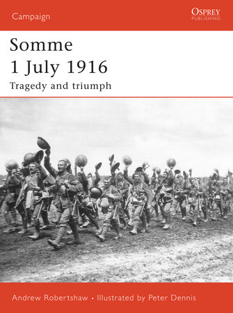 Somme 1 July 1916 by Andrew Robertshaw