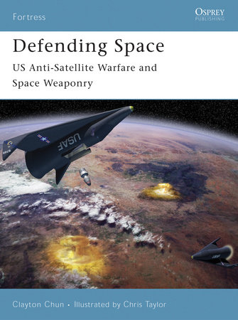 Defending Space by Clayton Chun