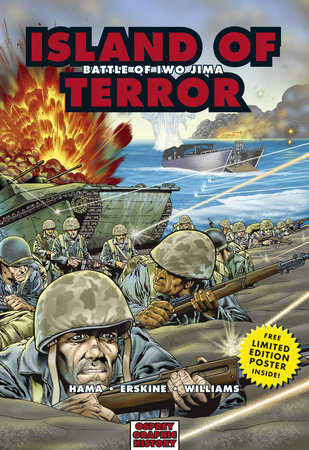 Island of Terror by Larry Hama