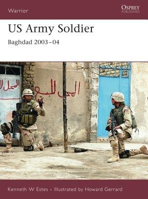 US Army Soldier by Howard Gerrard