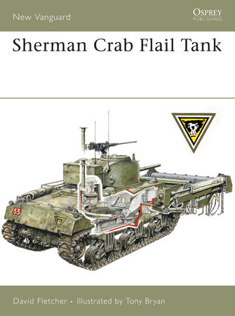 Sherman Crab Flail Tank by David Fletcher
