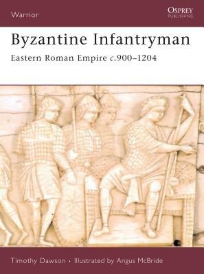 Byzantine Infantryman by Timothy Dawson