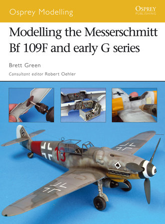 Modelling the Messerschmitt Bf 109F and early G series by