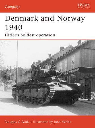 Denmark and Norway 1940 by