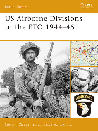 US Airborne Divisions in the ETO 1944-45 by