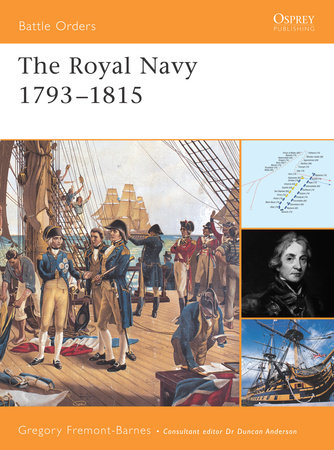 The Royal Navy 1793-1815 by