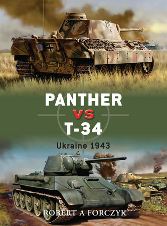 Panther vs T-34 by