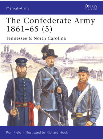 The Confederate Army 1861-65 (5) by