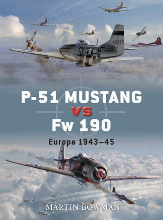P-51 Mustang vs Fw 190 by