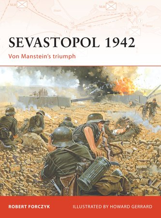 Sevastopol 1942 by Robert Forczyk