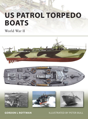 US Patrol Torpedo Boats by Gordon Rottman