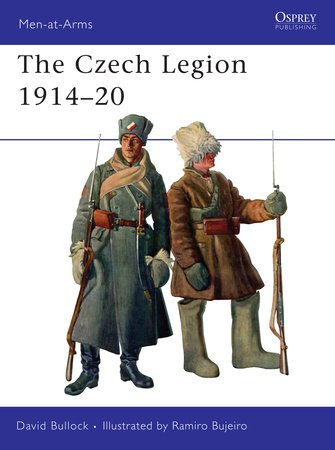 The Czech Legion 1914-20 by