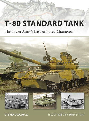 T-80 Standard Tank by