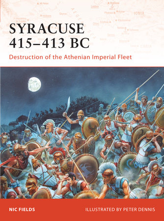Syracuse 415-413 BC by Nic Fields