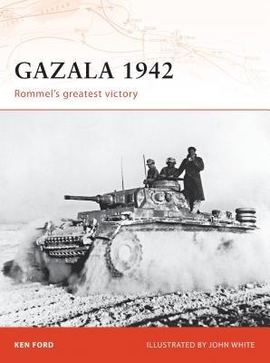 Gazala 1942 by Ken Ford