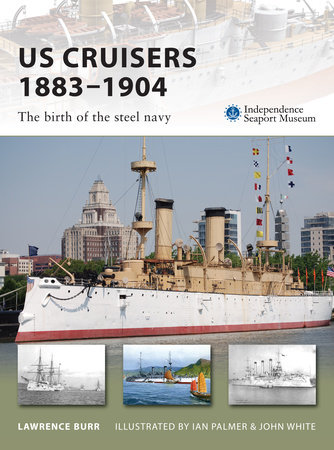 US Cruisers 1883-1908 by