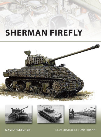 Sherman Firefly by David Fletcher