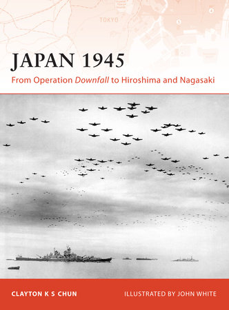 Japan 1945 by
