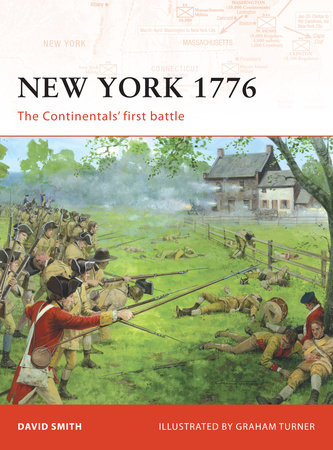 New York 1776 by David Smith