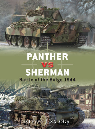 Panther vs Sherman by