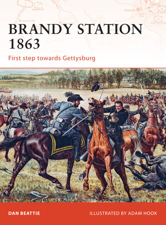 Brandy Station 1863 by