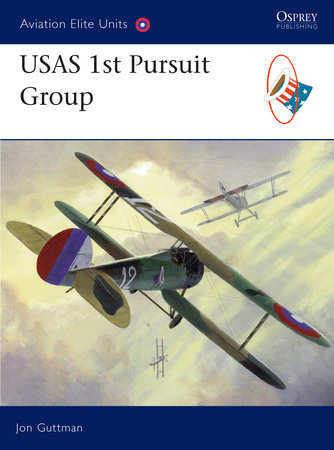 USAS 1st Pursuit Group by Jon Guttman