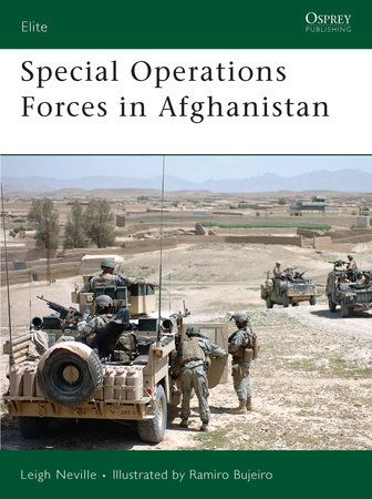 Special Operations Forces in Afghanistan by Leigh Neville