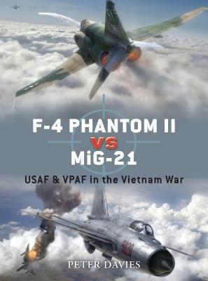 F-4 Phantom II vs MiG-21 by