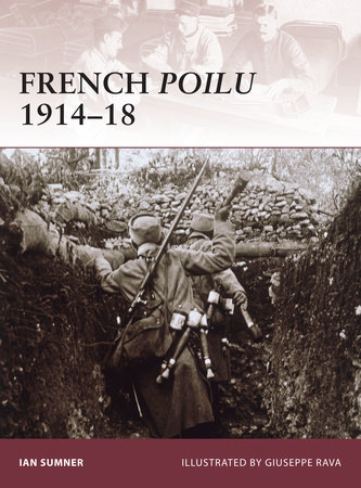 French Poilu 1914-18 by