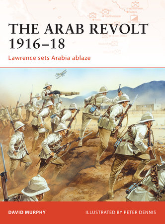 The Arab Revolt 1916-18 by