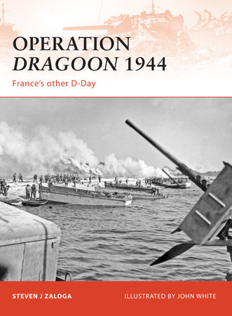 Operation Dragoon 1944 by