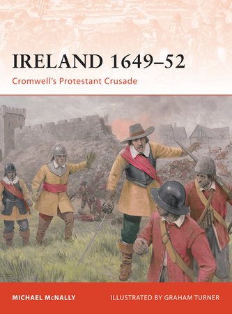 Ireland 1649-52 by