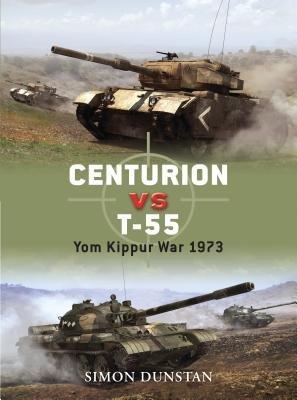 Centurion vs T-55 by Simon Dunstan