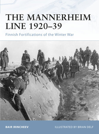 The Mannerheim Line 1920-39 by