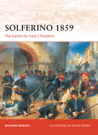Solferino 1859 by Richard Brooks