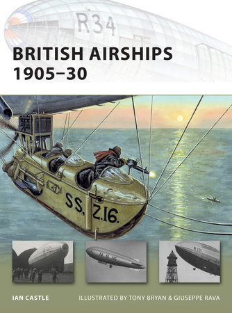 British Airships 1905-30 by