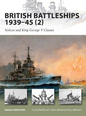 British Battleships 1939-45 (2) by