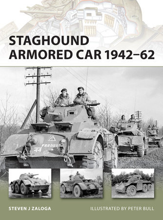Staghound Armored Car 1942-62 by