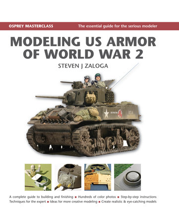 Modeling US Armor of World War 2 by