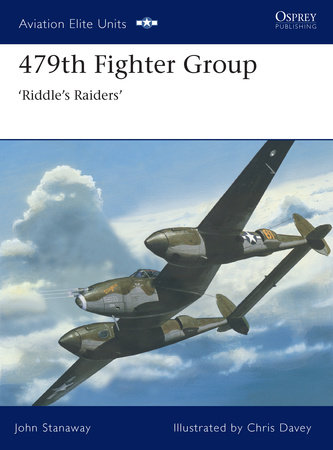 479th Fighter Group by John Stanaway